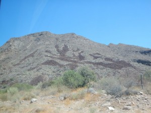 Baja Cliff