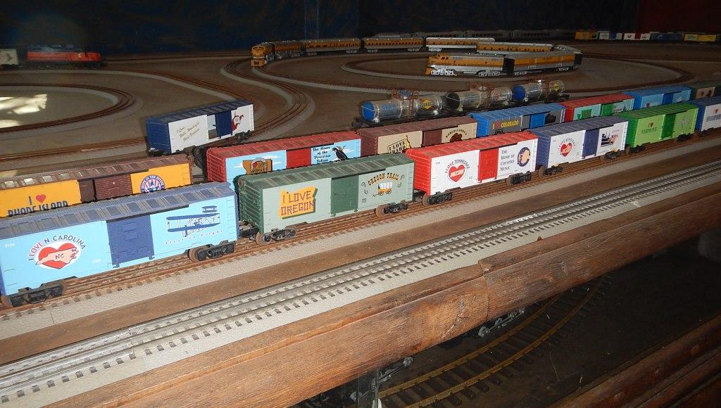 Lot of Trains!