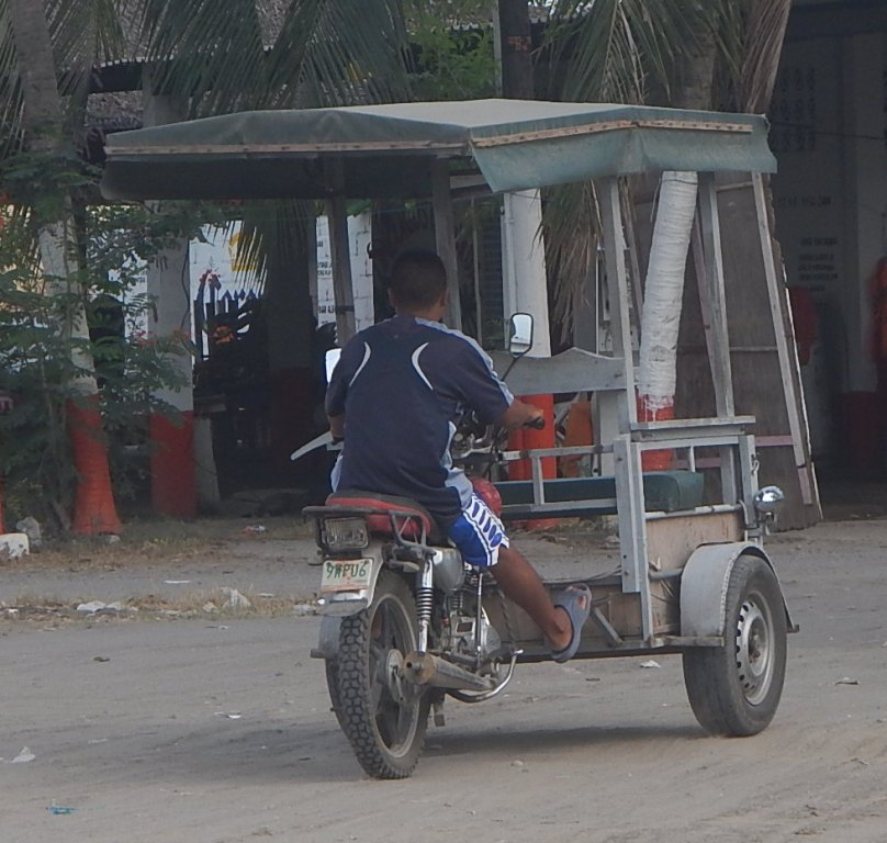 Tricycle Cab
