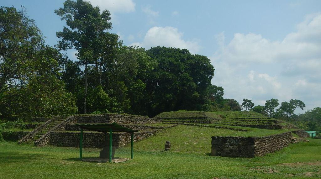 Mayan Ruins of Izapa