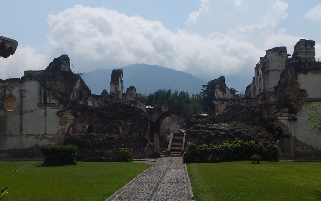 Antigua's Ruins
