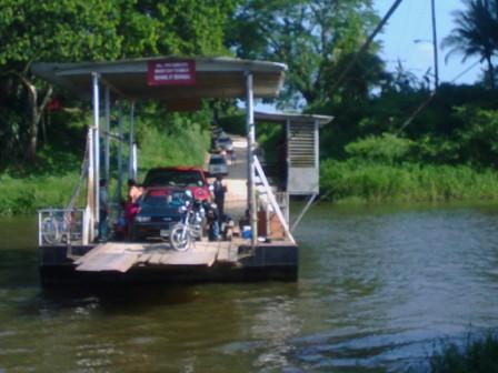 Belizean Ferry
