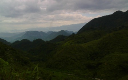 Guatemalan Hills!