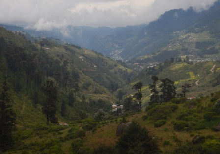 Cuchamatan Valley
