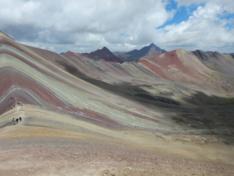 Rainbow Mountain Summit View