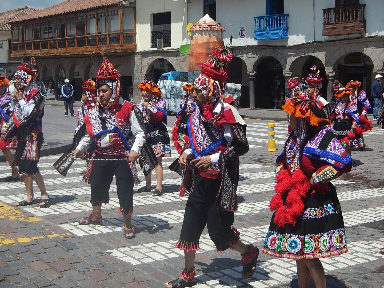 Cusco Day Parade