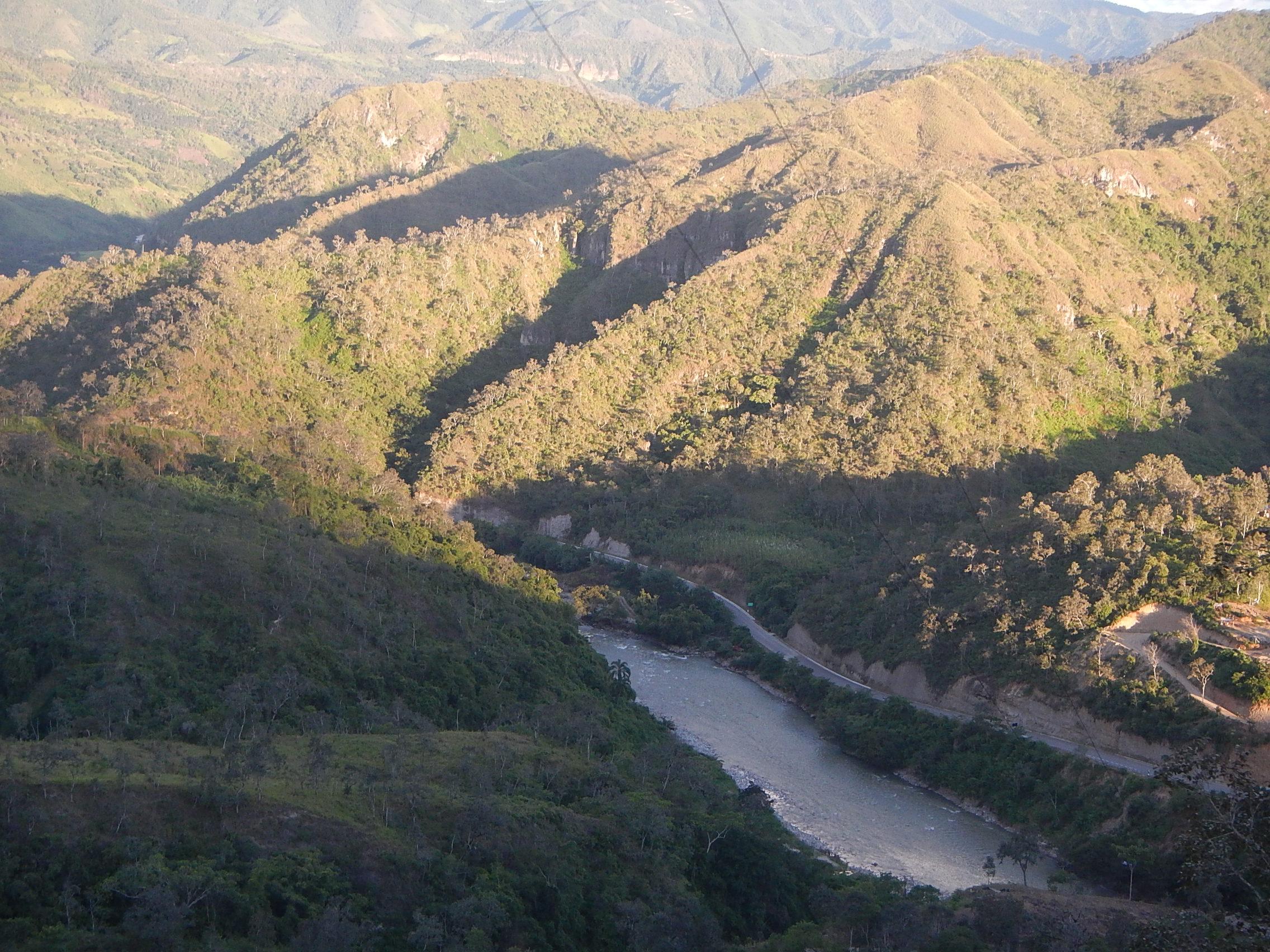 Peru-Ecuador Border