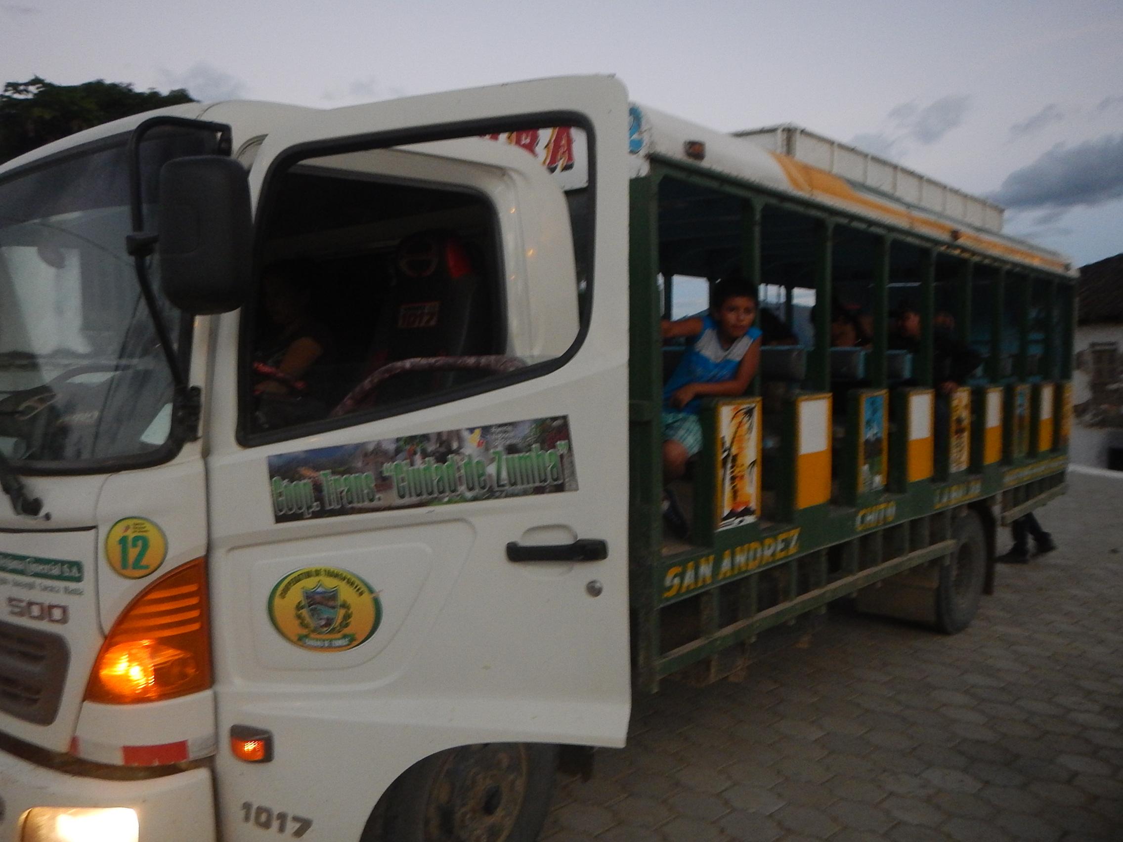 Ecuadorian Transport