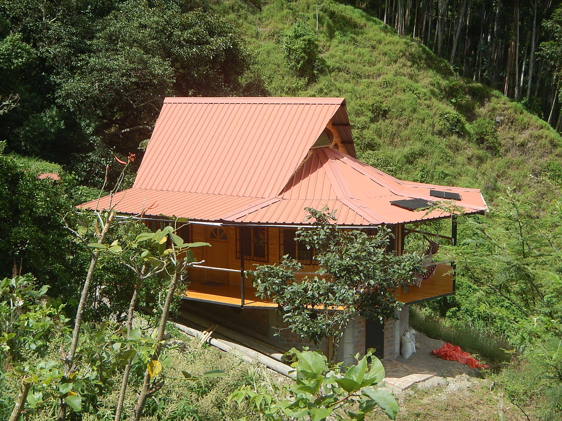 Our Friends' Ecuadorian Home